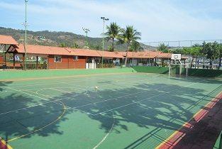 Quadra Poliesportiva Praia Clube São Francisco
