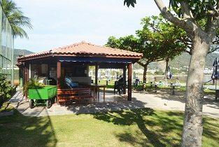 Bar Orla Praia Clube São Francisco