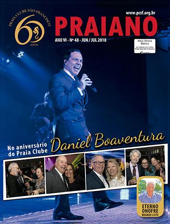 Revista 48 Praia Clube São Francisco