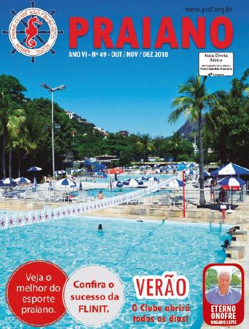 Revista 49 Praia Clube São Francisco