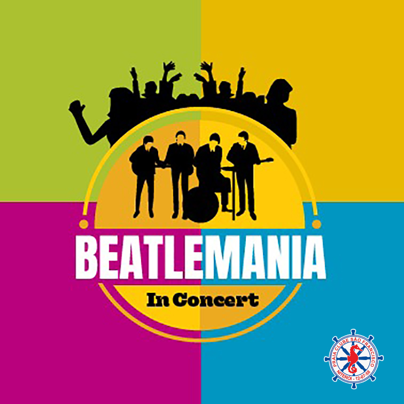 Beatlemania In Concert PCSF