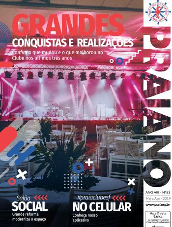 Revista 51 Praia Clube São Francisco